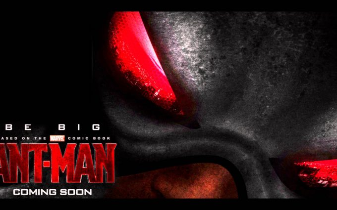 Ant Man Coming Soon