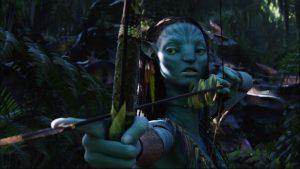 Avatar: Neytiri With An Bow HD