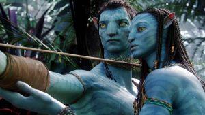 Avatar: Neytiri and Jake Sully HD