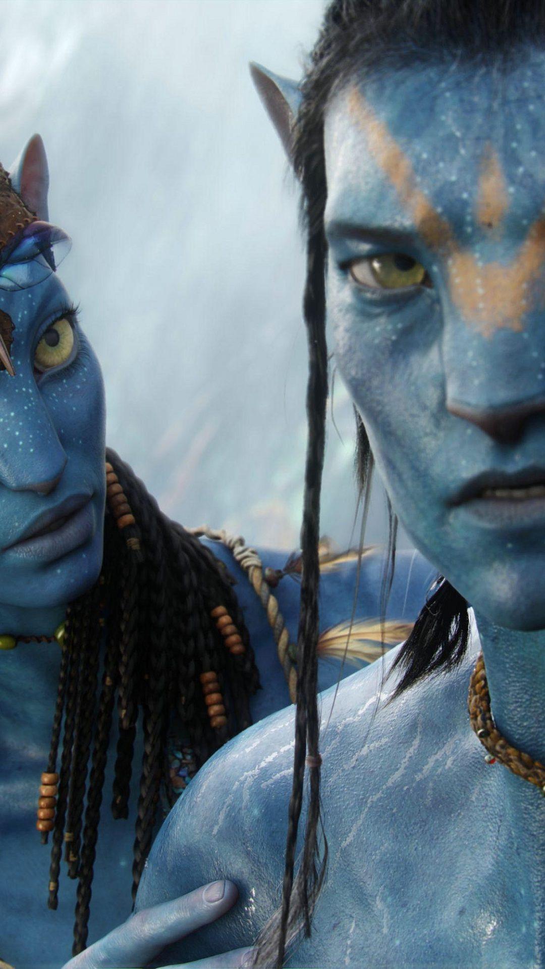 Avatar 2009 Neytiri And Jake Sully Hd Wallpaper