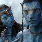 Avatar Neytiri and Jake Sully HD