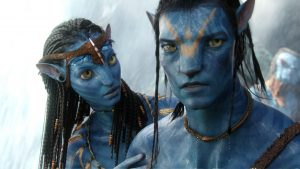 Avatar (2009) Neytiri and Jake Sully HD