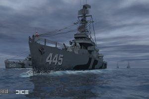 Battlefield 1942 Warships