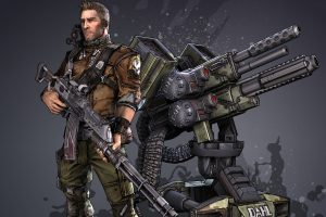 Borderlands 2 Axton Commando