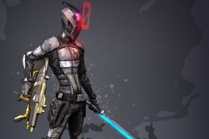Borderlands 2: Zero (Assassin) HD