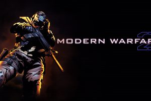 Call of Duty Modern Warfare 2 Simon Ghost Riley v3