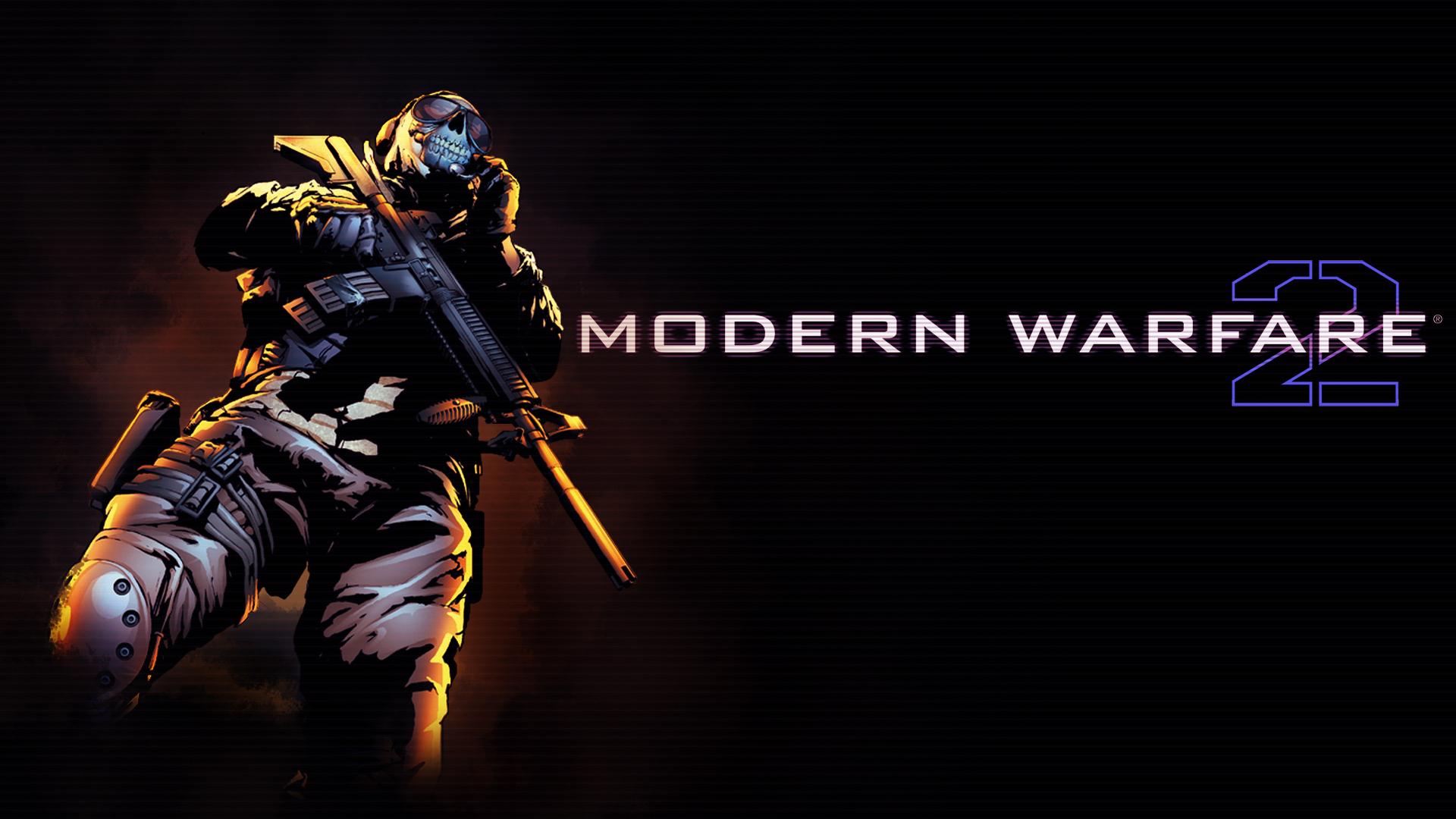 Call Of Duty Modern Warfare 2 Ghost 3 Hd Wallpaper