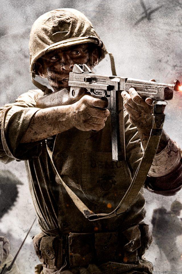Call Of Duty World At War 2 HD Wallpaper