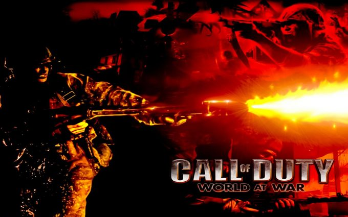 Call of Duty World at War v4