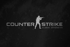 Counter-Strike: Global Offensive (Black Logo) HD