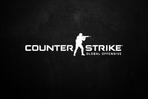 Counter-Strike: Global Offensive (Dark Logo) HD