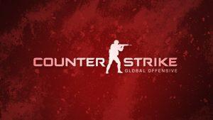 Counter-Strike: Global Offensive (Scarlet Logo) HD
