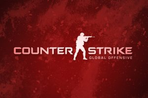 Counter-Strike: Global Offensive (Scarlet Logo) HD