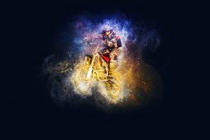 Motocross Riding 4K