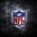 National Football League Logo Grunge