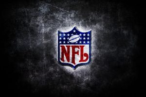 National Football League Logo (Grunge) HD