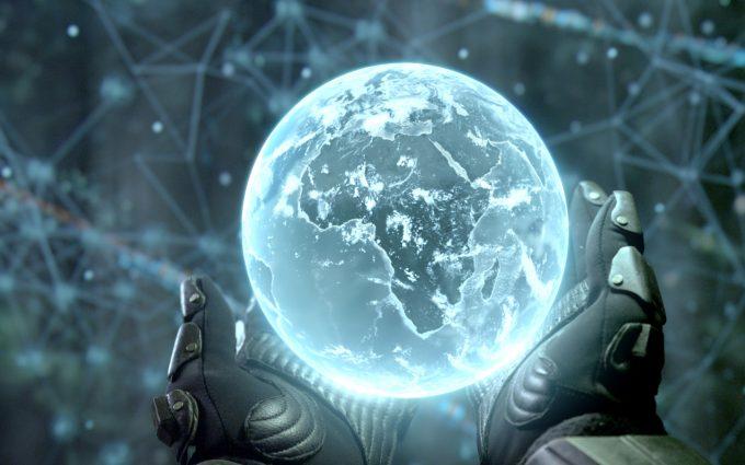 Prometheus 2012 Earth