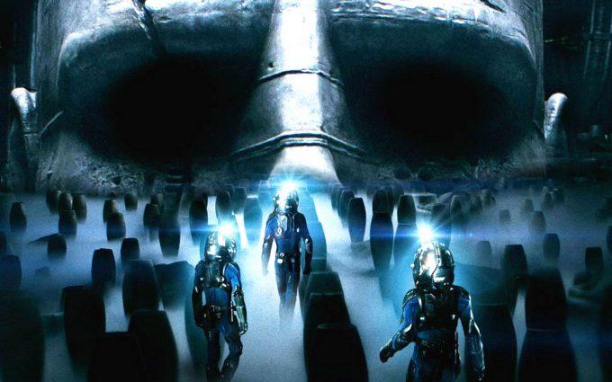 Prometheus 2012 Exploration