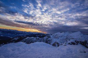 Snowy Mountains 7K