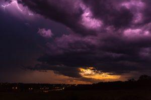 Storm Purple