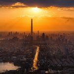 Tianjin At Twilight