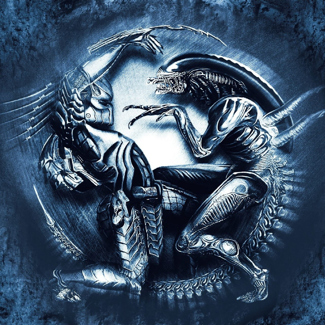 Xenomorph Vs Predator Hd Wallpaper