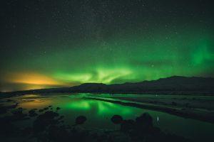 Aurora Borealis 6K