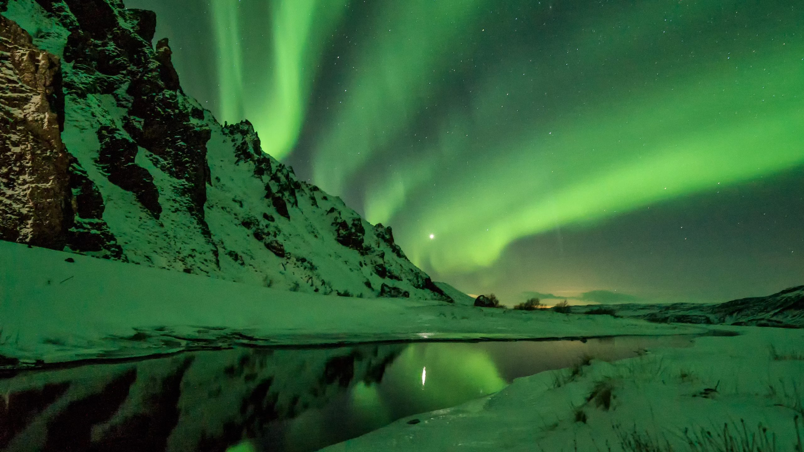 aurora borealis hd wallpaper wallpapersgg
