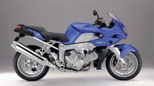 BMW K 1200 R Sport (Blue) HD