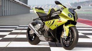 BMW S 1000 RR (Yellow) 03 HD