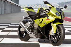 BMW S 1000 RR (Yellow) 03 HD