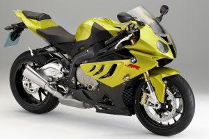 BMW S 1000 RR (Yellow) 02 HD