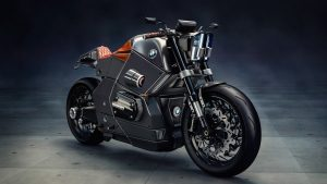 BMW Urban Racer Concept 01 4K