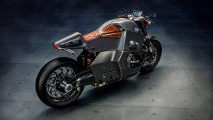 BMW Urban Racer Concept 02 4K