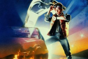 Back to the Future 1985 Marty McFly