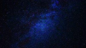 Blue Starry Sky 6K