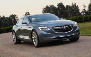 Buick Avenir Concept 2015 HD