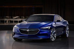 Buick Avista Concept 2016 03 (Blue) HD