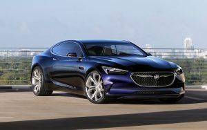 Buick Avista Concept 2016 04 (Blue) HD