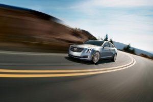 Cadillac ATS 2015 (Silver) HD