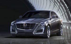 Cadillac CTS 2014 (Satin Grey) HD