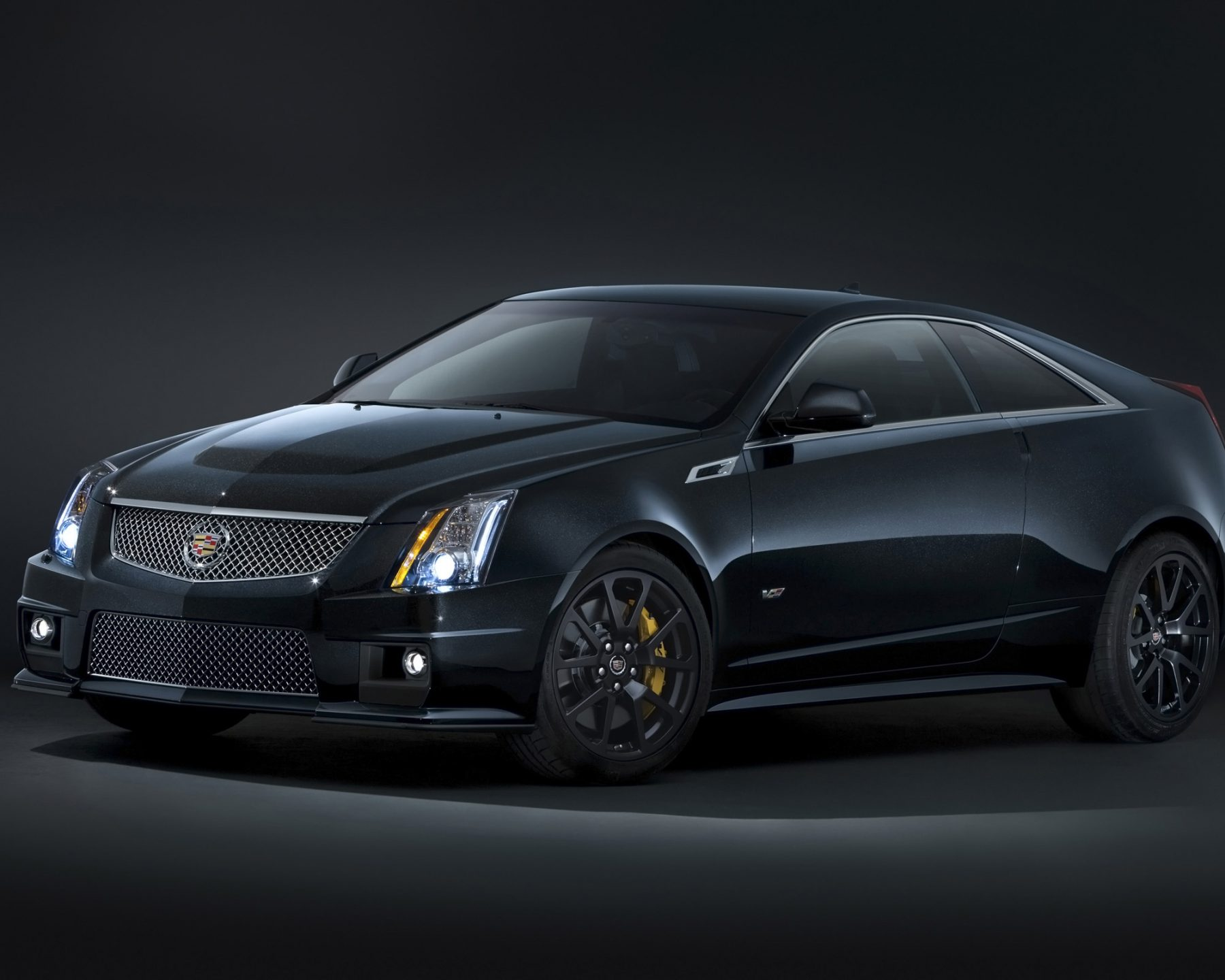cts cadillac coupe wallpapers 4k hd