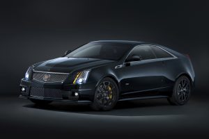 Cadillac CTS V Coupe 2014 1