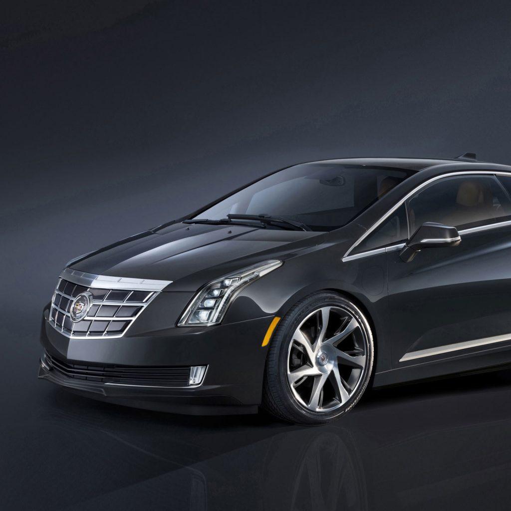 Cadillac ELR 2014 (Black) HD Wallpaper