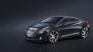 Cadillac ELR 2014 (Black) HD