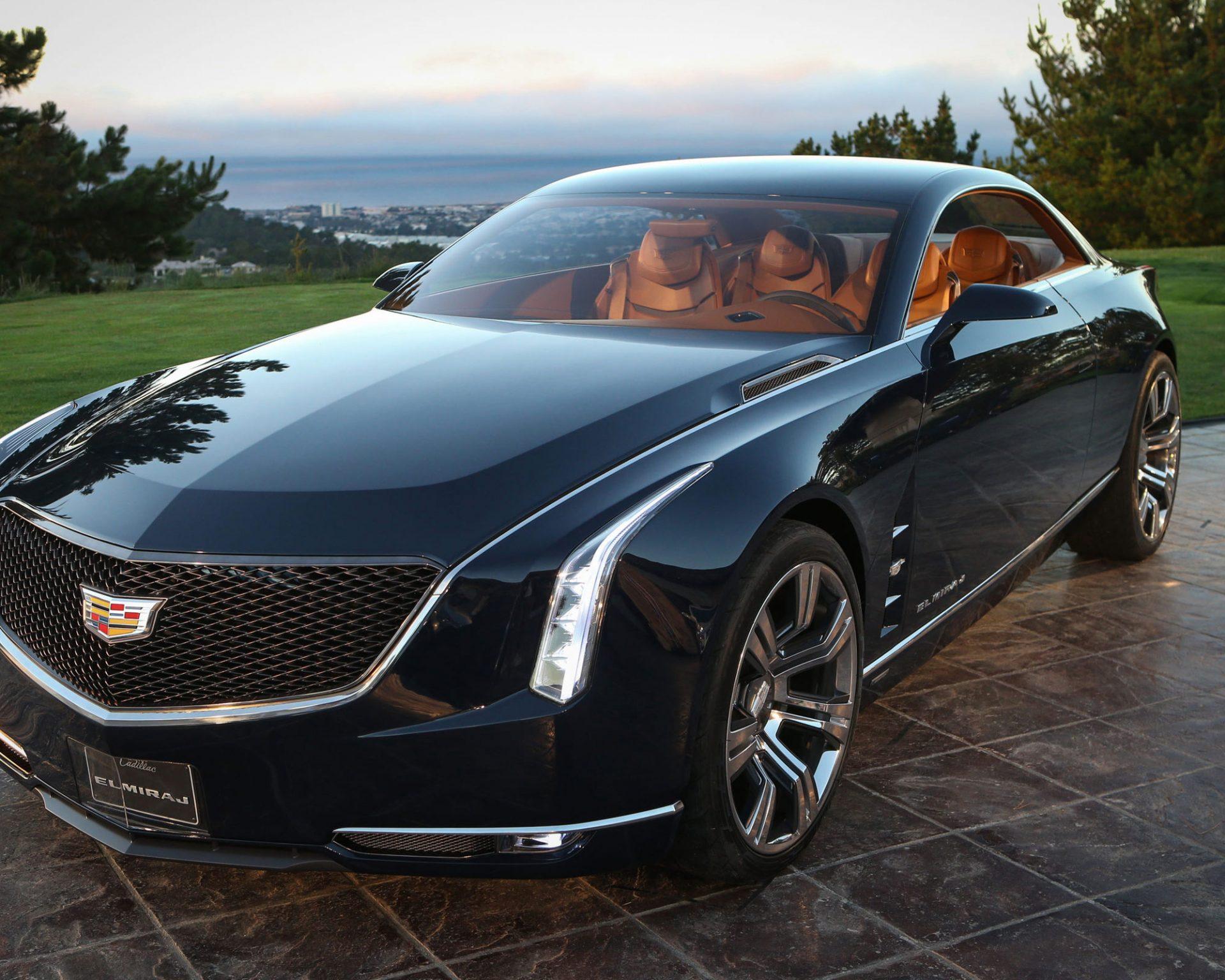 Cadillac Elmiraj Concept 2013 02 (Black) HD Wallpaper