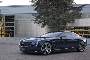 Cadillac Elmiraj Concept 2013 (Dark Blue) HD