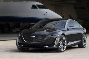 Cadillac Escala Concept 2016 02 (Black) HD