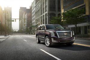 Cadillac Escalade Platinum 2015 (Brown) HD