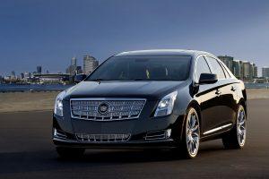 Cadillac XTS 2013 (Black) HD